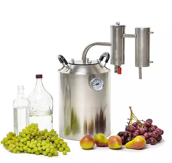 Moonshine Machine Haze, 20 L, For The Preparation Of Pure Distillate,, Any Alcoholic Drinks You Home