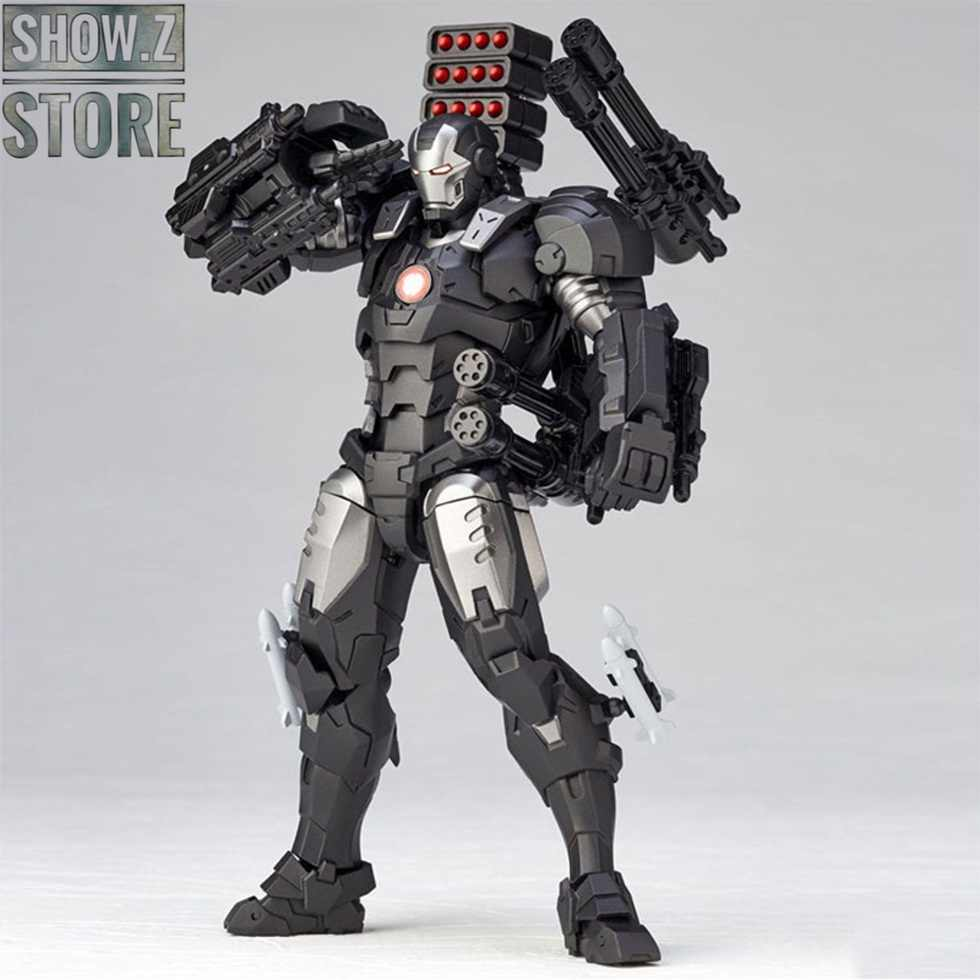 [Zeigen. Z Shop] Kaiyoto Erstaunliche Yamaguchi Revoltech No. 016 War Machine Iron Man Action Figur