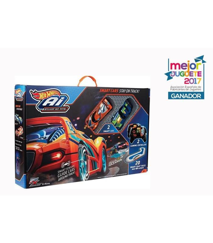 Race Track Hot Wheels 2 Car Toy Store