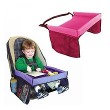 In-car Child Desk car seat organizer tray child food holder portable table storage practical