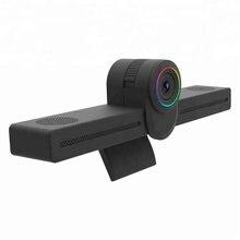 4K kamera entegre monte android mini pc için ideal ZOOM, Skype, Google Hangouts, QQ, wechat video konferans çağrı