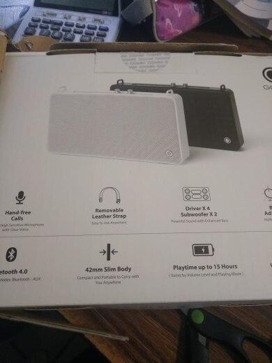 -- Bluetooth Portátil Alto-falante