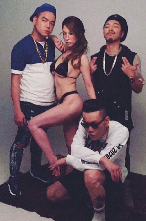 台湾嘻哈男团进军日本成人产业S级男优优站台相挺!
