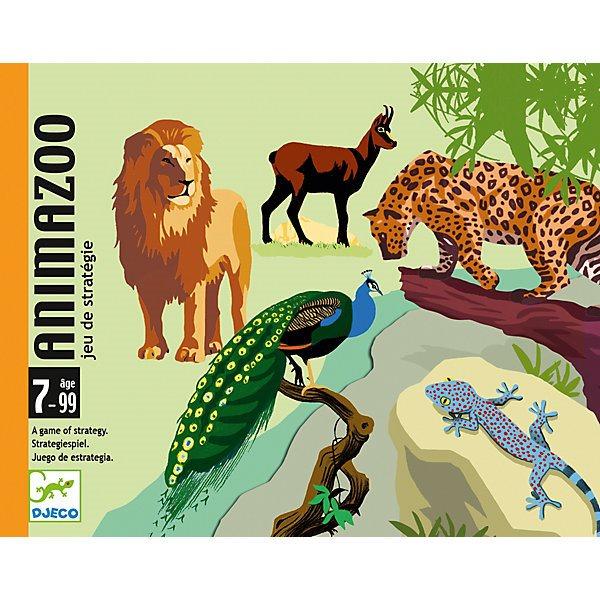 Game Board DJECO \Zoo\ MTpromo pr cd20 статуэтка котенок искренность le chat domestique parastone