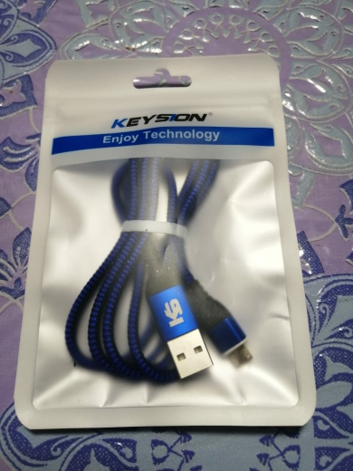 KEYSION 3A Magnetic USB Cable For iPhone Micro USB Type C Cable Fast Charging Magnet Charger Micro usb Cable For Samsung Xiaomi|Mobile Phone Cables|   - AliExpress
