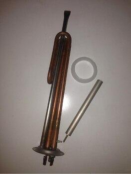 Нагревательный элемент 63мм, ТЭН 2000Вт(700Вт+1300Вт)/220В, водонагреватели Thermex, Garanterm, Polaris и другие.