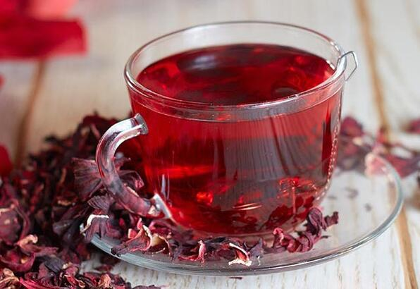 Healthy Hibiscus Flower Natural Dried Herbal Tea Herb With High Flavor  50 Gr-480 Gr Free Shipping Made In Turkey