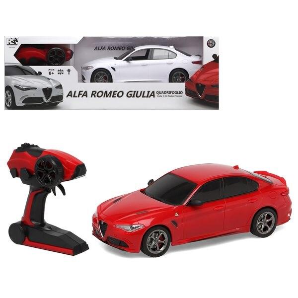 Remote Control Car Alfa Romeo Giulia
