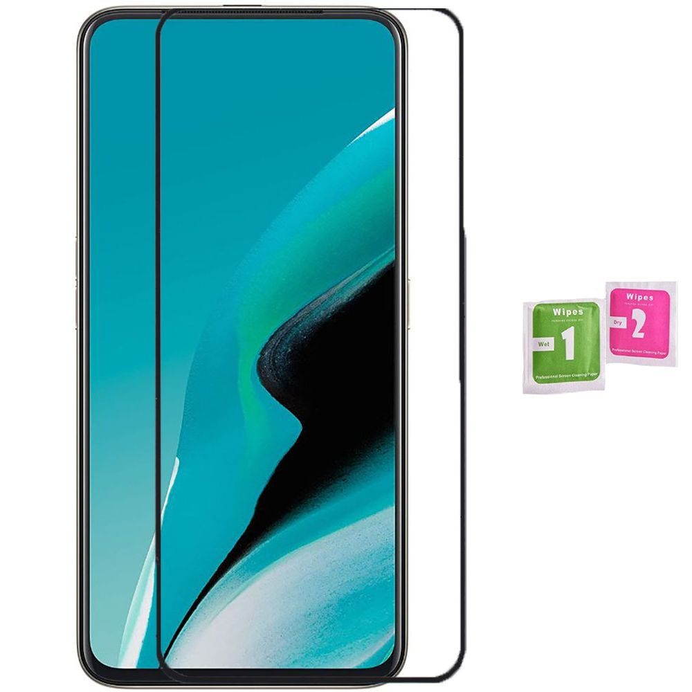 1x Tempered Glass For For OPPO Reindeer 2Z Full LCD Screen Protector
