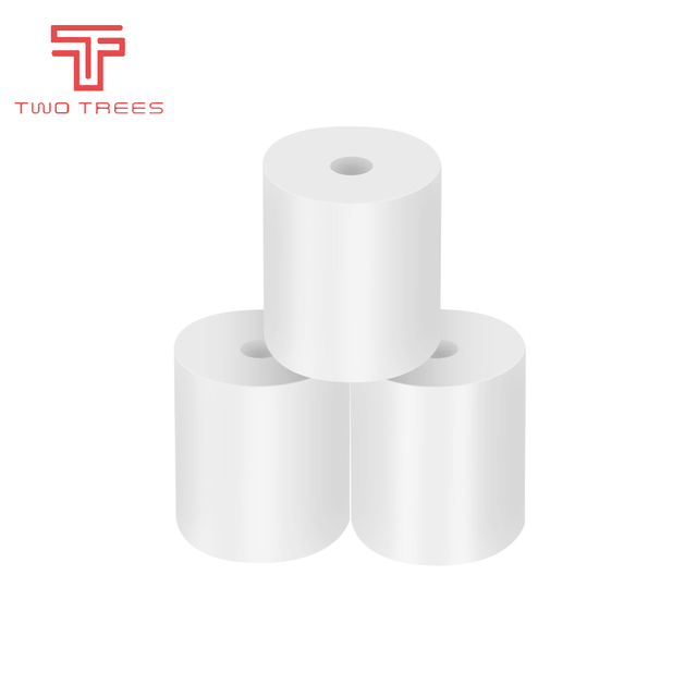 High Temperature Silicone Solid Spacer Hot Bed Leveling Column  For CR-10 CR10S Ender-3 PRO Prusa I3  3D Printer Parts 3