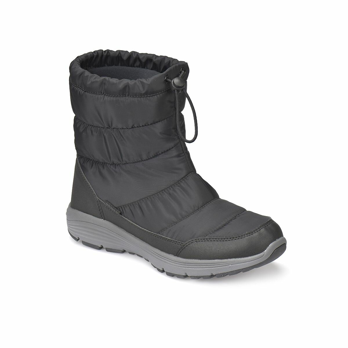 FLO Women's Boots High Boots Ankle Boots Leather Snow Boots Women LUMBERJACK PUNTO Purple