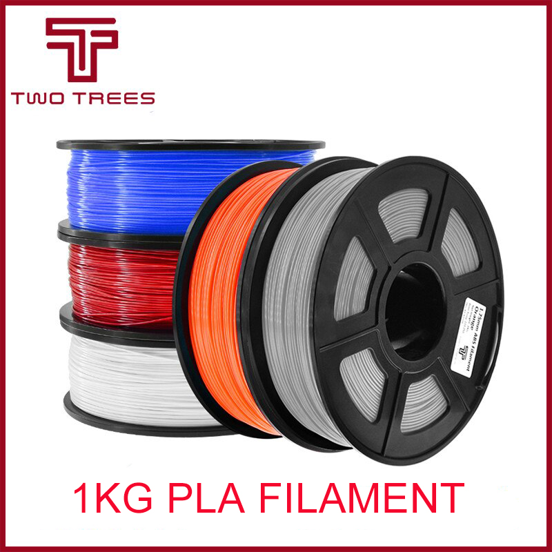 PLA/ABS Flexible 3D Printer Filament 1.75MM 1kg Plastic Supplies Filament Material For RepRap 3D filament ABS/PLA filament