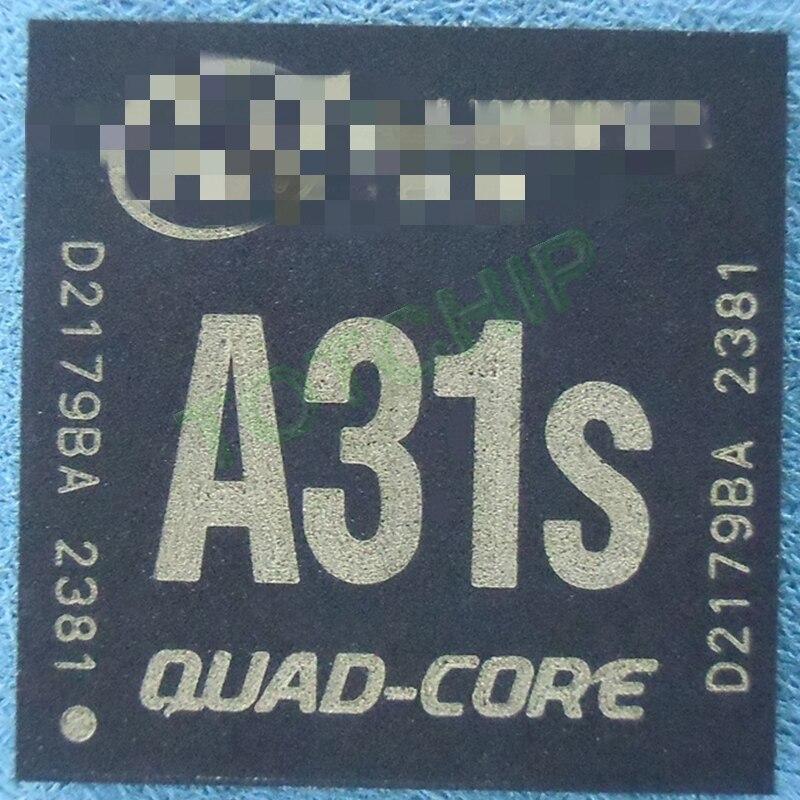 1шт A31S Процессор 4-ядра