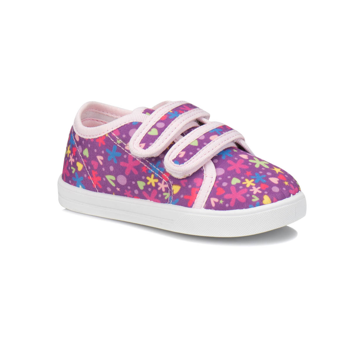FLO FOREN Pink Female Child Sneaker Shoes KINETIX