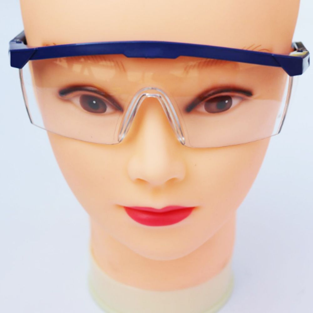 Eyes Protective Safety Glasses Spectacles Protection Anti-dust Goggles Eyewear Fashion Protection Against Influenza Virus