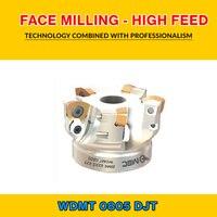 TK WDMT 08 002 DJT FACE MILLING - HIGH FEED BMR 50X4 022 WDMT 080520