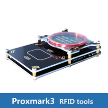 New Proxmark3 Develop Suit Kits 3.0 Proxmark NFC PM3 RFID Reader Writer For RFID NFC Card Copier Clone Crack 2 USB Port 512K