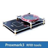 Proxmark3 entwickeln anzug Kits 3,0 proxmark 3 NFC RFID reader writer SDK für rfid nfc karte kopierer klon riss