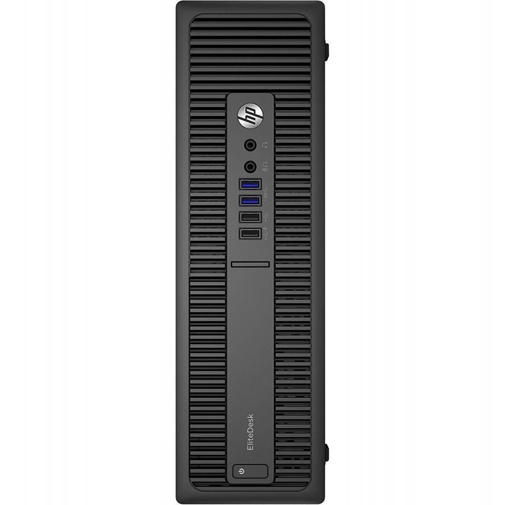 HP EliteDesk 800 G1 SFF-desktop Computer (Intel Core I5-4590, 3,3 GHz, 4 Hard GB RAM, Hdd 500 Hard GB, No Reader, Windo