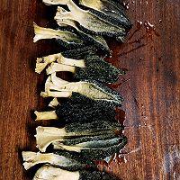 美食记之十六:素炒羊肚菌的做法图解1