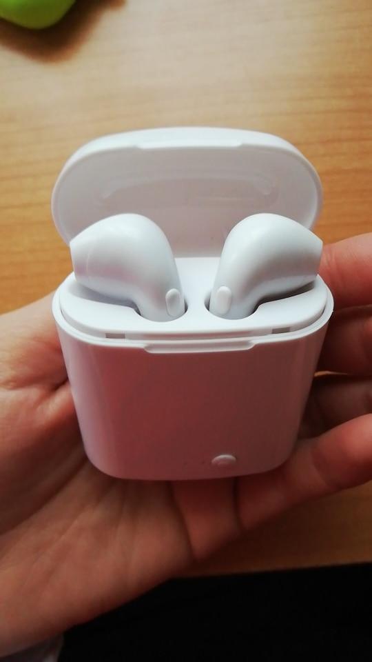 I7s TWS Bluetooth earphone Wireless headphones Sports headphones With microphone Bluetooth headset for iPhone Samsung Huawei LG|Bluetooth Earphones & Headphones| |  - AliExpress