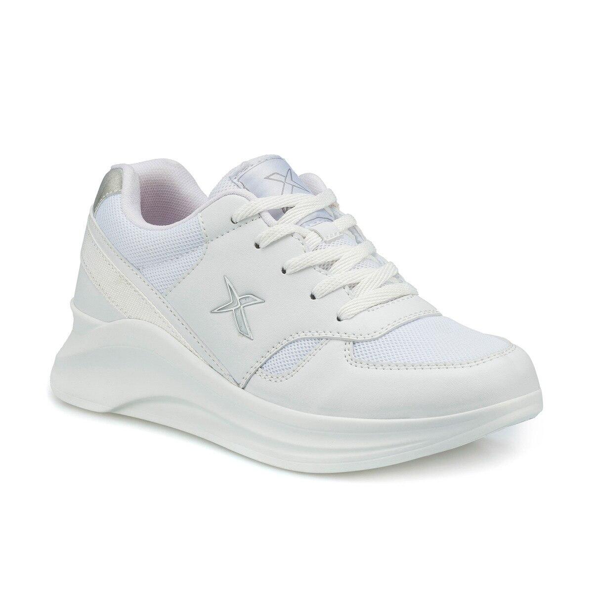 FLO MILO MESH W White Women 'S Sneaker Shoes KINETIX