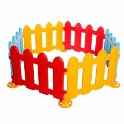 Ebebek del bambino e giocattoli Colorati Attività di Gioco Zona Cancelli