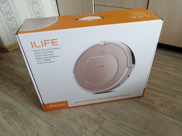 Robot vacuum cleaner ILIFE V50 Pro with memory function|Vacuum Cleaners| |  - AliExpress