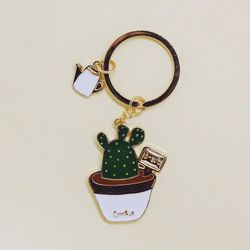 Keychain jewelery cactus (51060)