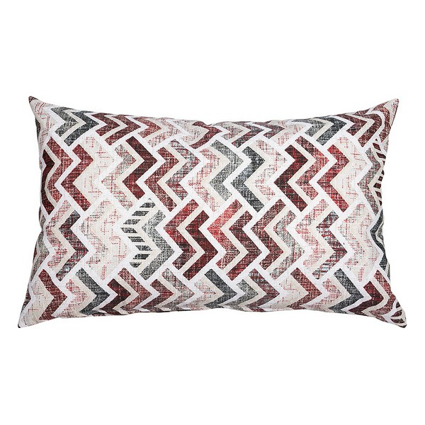 Cushion Damero Coor. Red