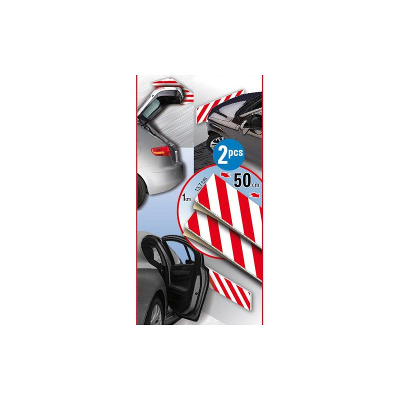 Patronizing Antirozes Garage 50x13,7 Cm (2 Pcs)