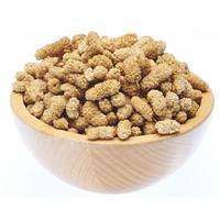 Frutos de amoreira secos delicioso natural seco amoreira saudável lanche branco seco amoreira 150 gr morus alba feito na turquia|Fermentação| |  -