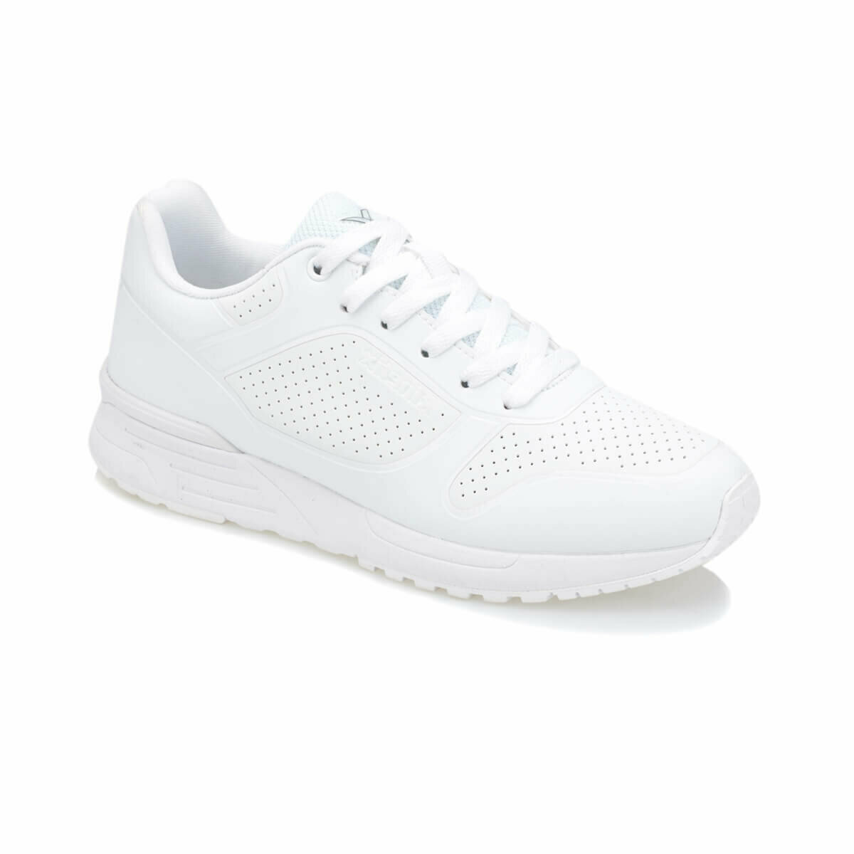 FLO Shoes Woman Sneakers White Platform Trainers Women Shoe Casual Tenis Feminino Zapatos De Mujer Zapatillas Womens Sneaker Basket Soft Breathable Fashion Footwear Shoes Кроссовки женские NORTON W KINETIX