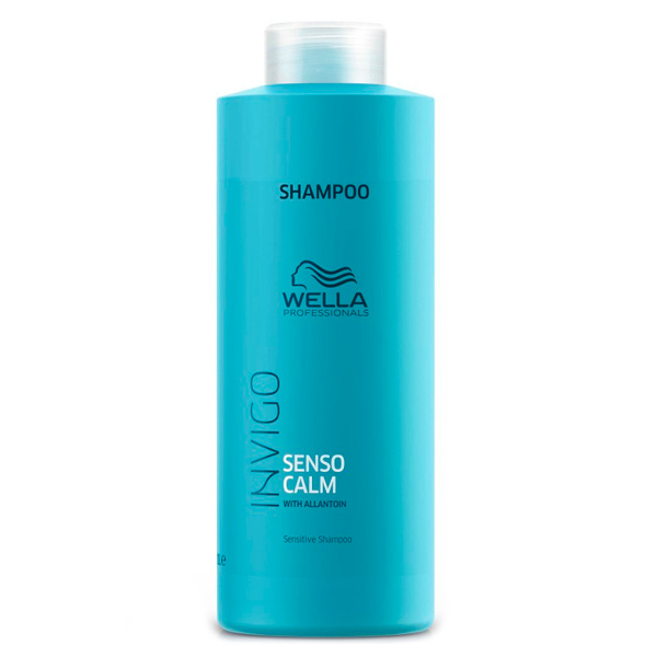 Soft Shampoo Invigo Senso Calm Wella (1000 Ml)