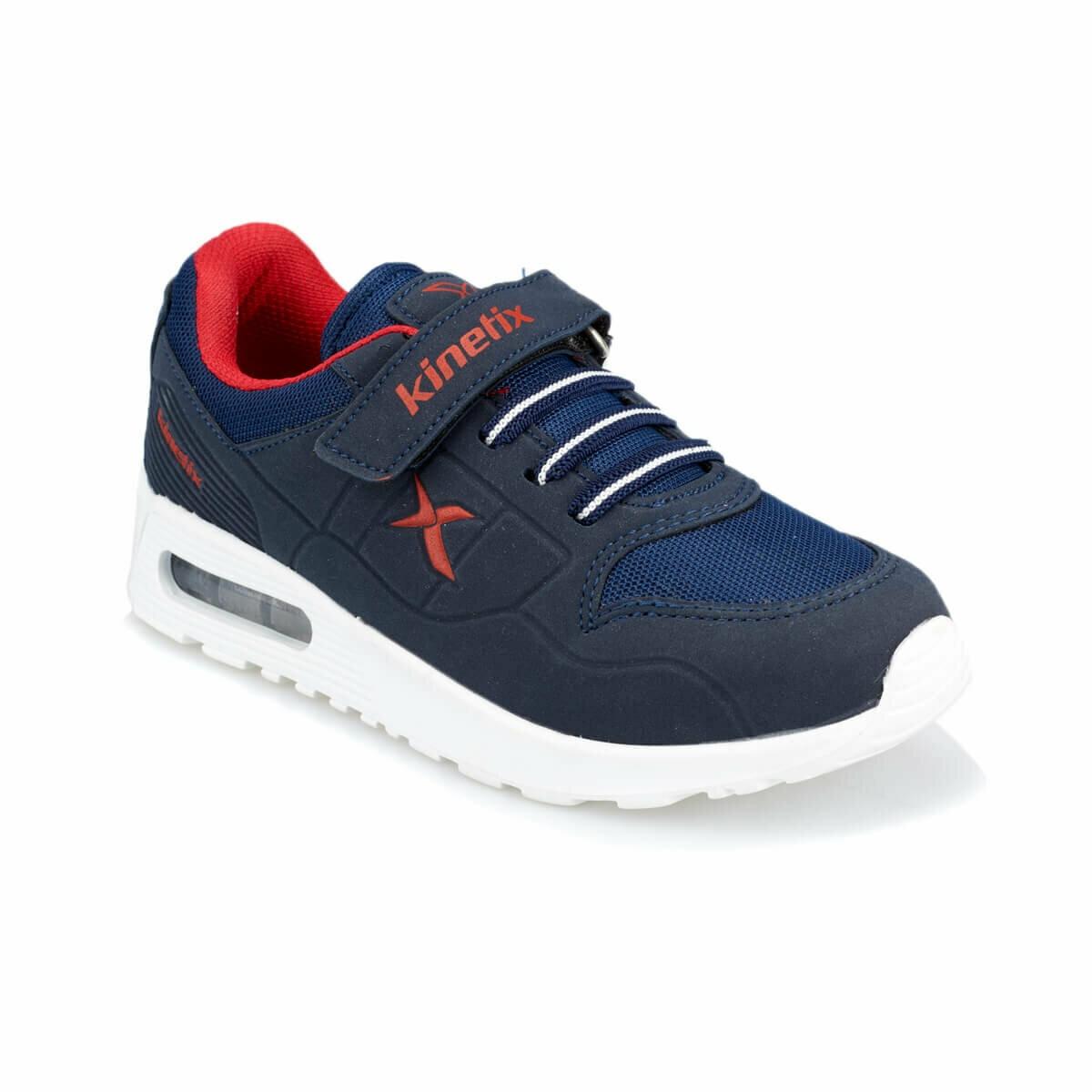 FLO BIRNO Navy Blue Male Child Sneaker Shoes KINETIX
