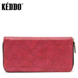 Кошелек женский 307401/07-02 красный KEDDO