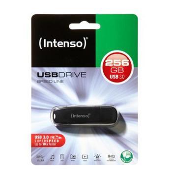 Pendrive INTENSO 3533492 256 GB USB 3.0 Black