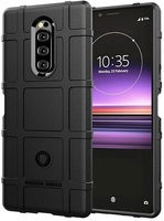 Case Sony Xperia 1 color Black (Black), Armor Series, caseport