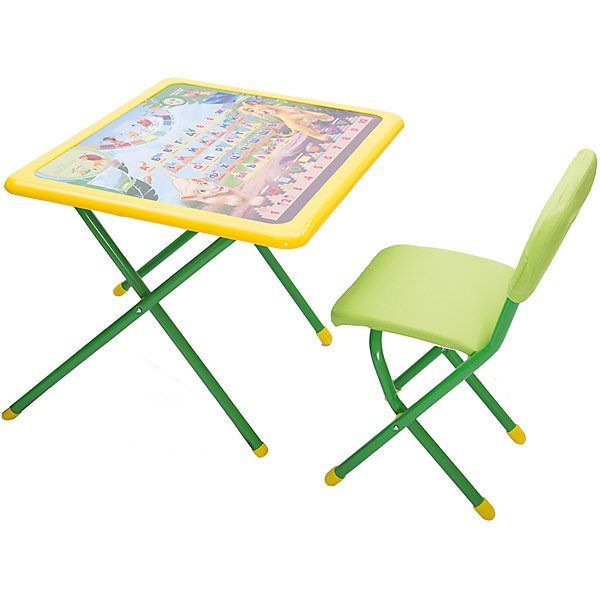 Furniture Set Дэми Lion King (1,5-8 Years), Green MTpromo