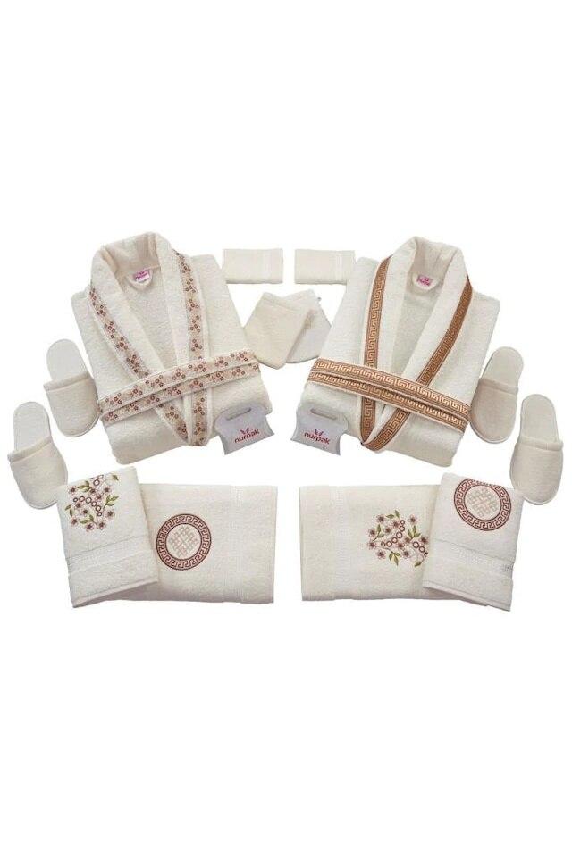 Nurpak Breeze Family Robe Set 16 Piece 18985680