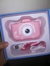 Очень классный фотоаппарат, ребёнку ещё не показывали, так как это подарок на день рождени