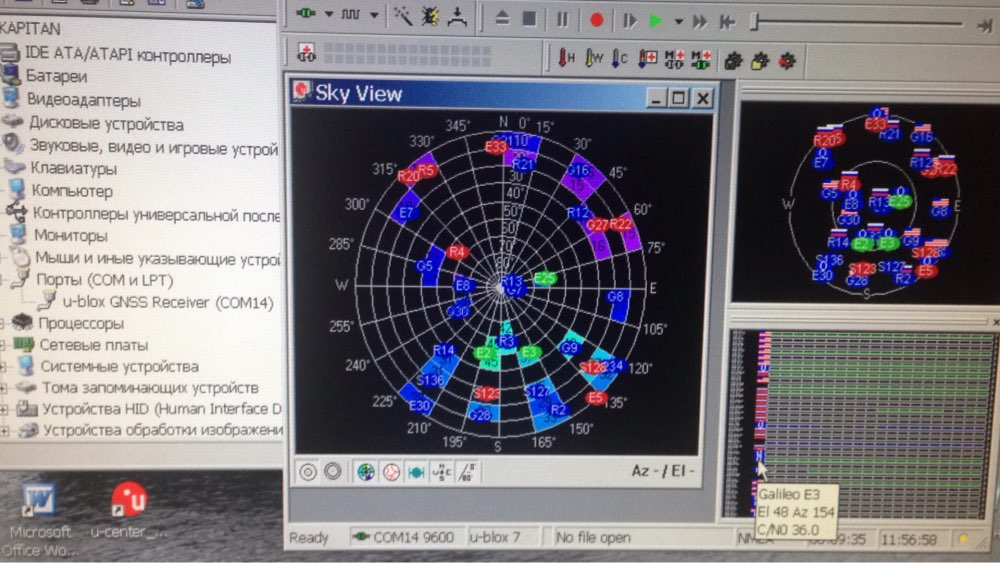 -- Gnss100l Receptor Galileo