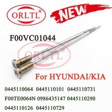 Valvola Diesel ORLTL F 00V C01 044 per iniettore Common Rail 0445110064 0445110101 0445110126 0445110290 alta qualità