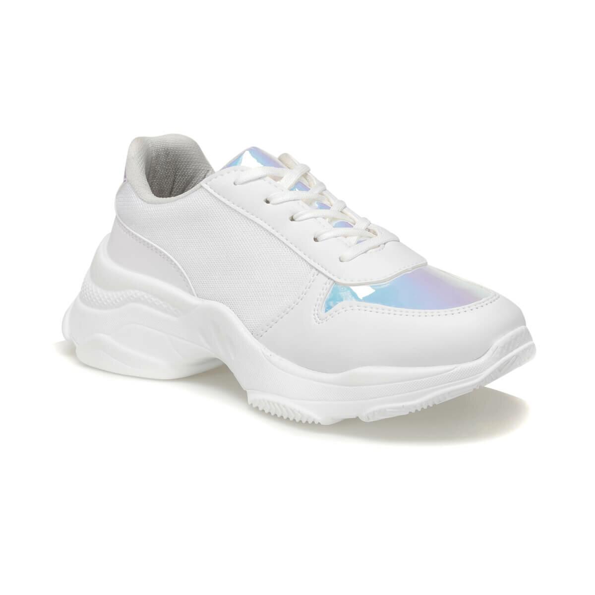 FLO 19SF-1619 White Women 'S Sneaker BUTIGO