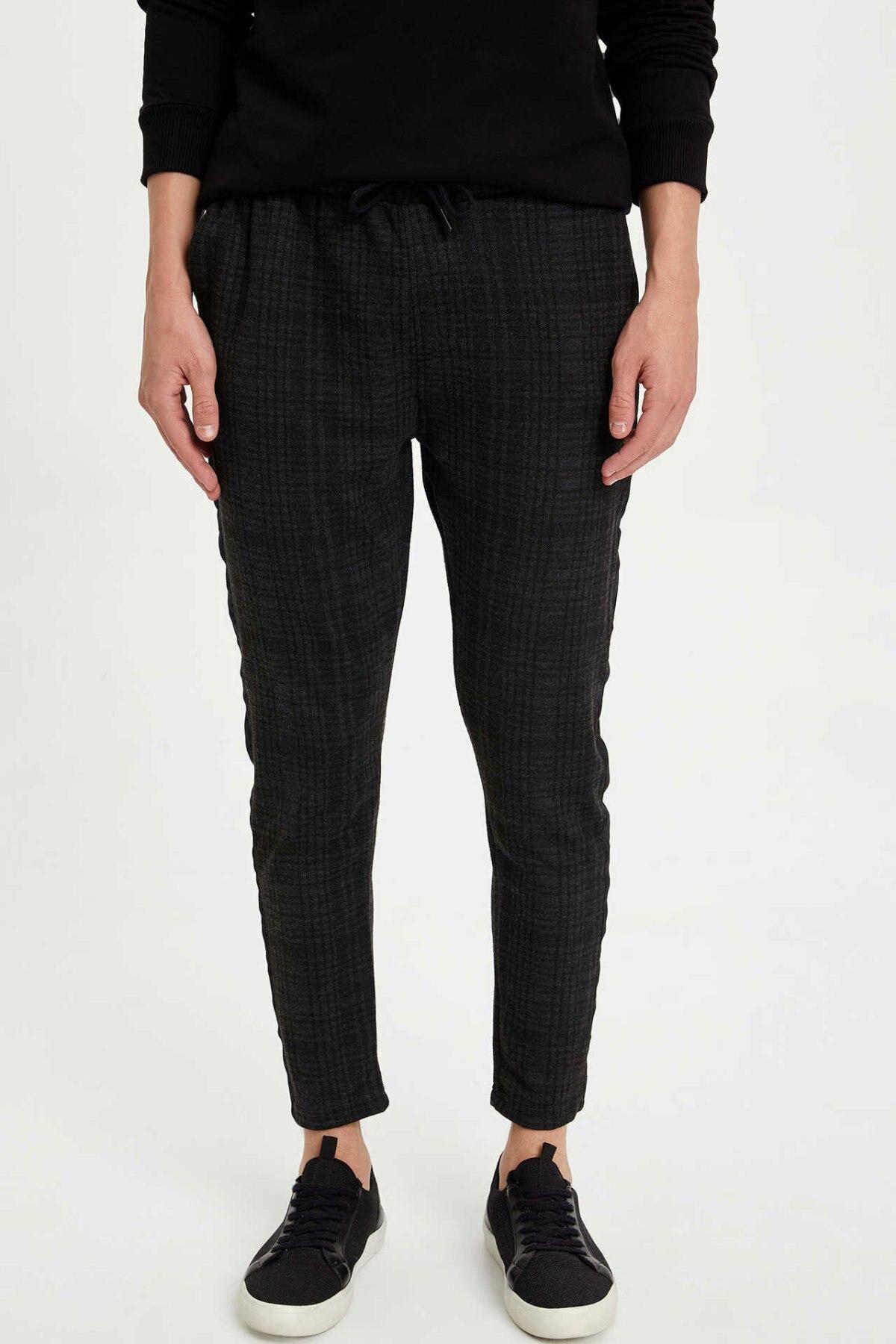 DeFacto Man Trousers-L2901AZ19WN