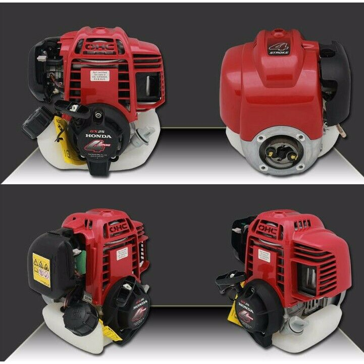 MINI <font><b>GX25</b></font> 4-stroke engine 4 strokes for brush cutter engine 25cc 0.65kw image