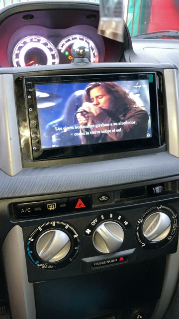Hunters Creek™  Car Rear Camera GPS Navigation MP5 Player for Android Screen Stereo Radio WIFI Bluetooth FM photo review