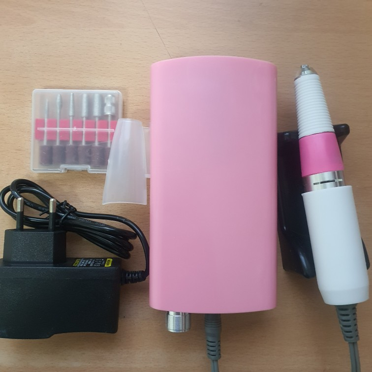 Portable Rechargeable Nail Drill Machine photo review