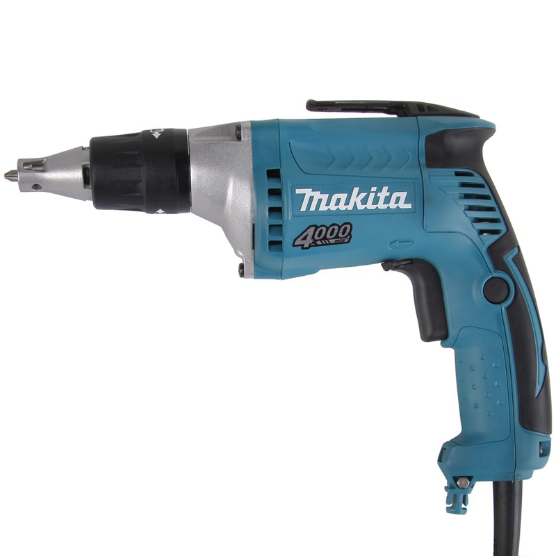 Electric drill screwdriver Makita FS4300 (power 570 W limiter depth screwing, reverse)