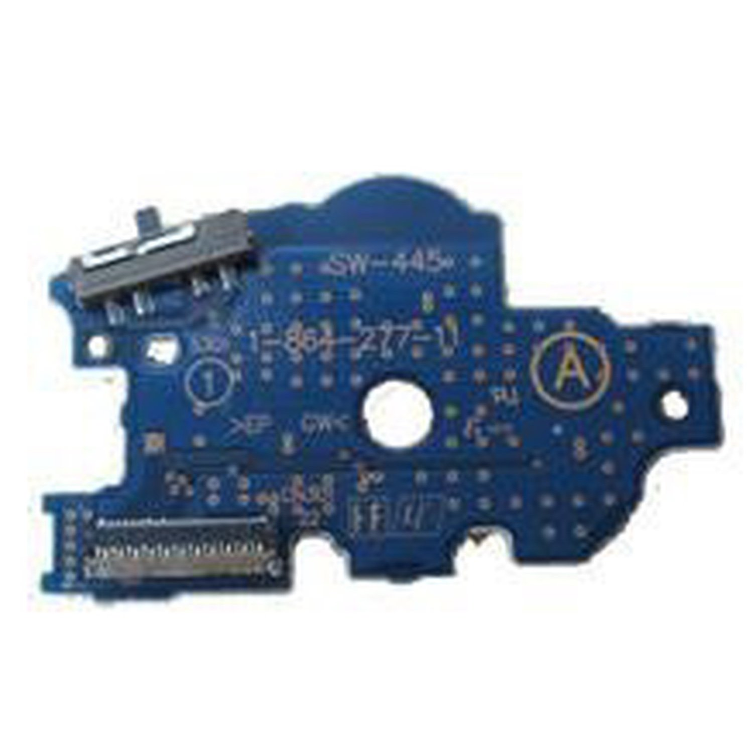 PSP Button/Power Switch Circuit Board